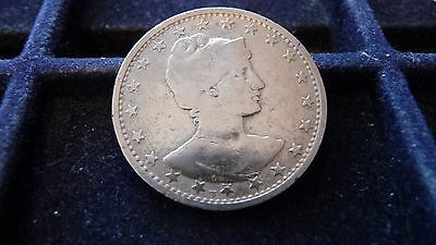 1901 Brazil 400 Reis In Very Fine Condition  A-5-17