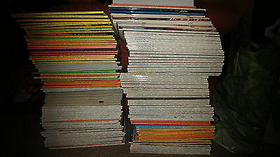 Wanderlust magazines - nearly all of them!