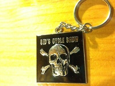 Sids Cycle Show key ring