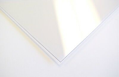 "1/4"" X 24"" X 48"" Clear Polycarbonate Sheet"