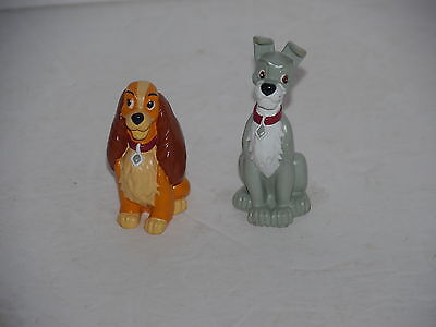 Disney's Lady and the Tramp PVC FIgures