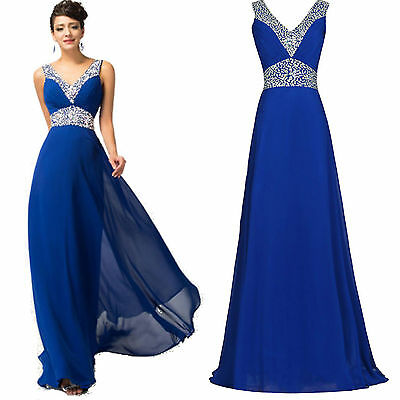 Pageant New Long Evening Formal Cocktail Party Ball Gown Prom Bridesmaid Dresses