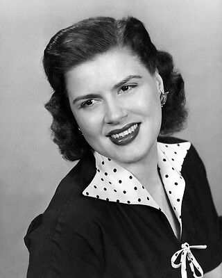 Country Singer PATSY KLINE Glossy 8x10 Photo Music Print Grand Ole Opry Poster