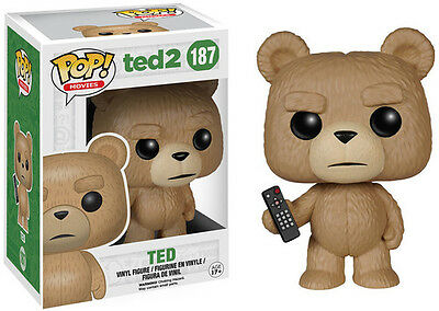 Ted 2 - Ted With Remote Funko Pop Movies Toy