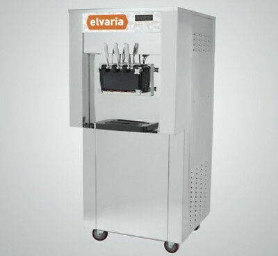ELVARIA Frozen Yoghurt Machine 515TW