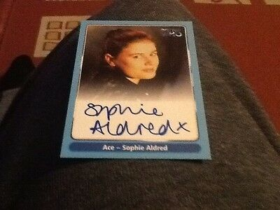 Strictly Ink Definitive Doctor Dr Who Autograph A15 Sophie Aldred
