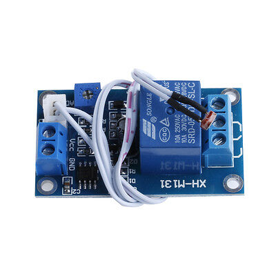 XH-M131 Light Control Switch DC 5V Relay Photoresistor Module Detection Sensor