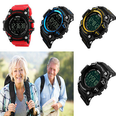 Sport Waterproof Bluetooth Smart Watch Phone Mate For Mobile Phone Android IOS