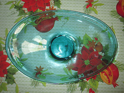 Handmade Quality Vintage Glass Bowl/dish