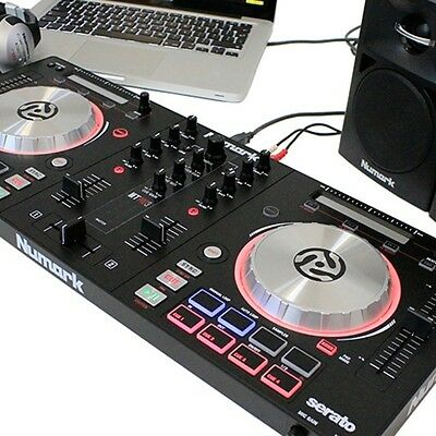 Numark Mixtrack Pro 3 Digital All-in-one USB Serato DJ Controller inc Warranty