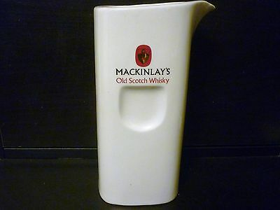 Mackinlay's  Old Scotch Whiskey Water Jug