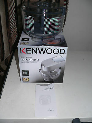 KENWOOD CHEF - Potato Peeler AT444 (Fits all Chefs) Unused condition.