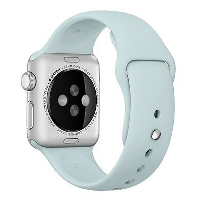 Genuine Apple Sport Band for Apple Watch 38mm MLDH2ZM/A - Turquoise
