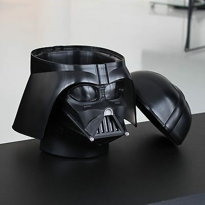 Star Wars Darth Vader Storage Head Kids Toy Storage Official New Free P+P