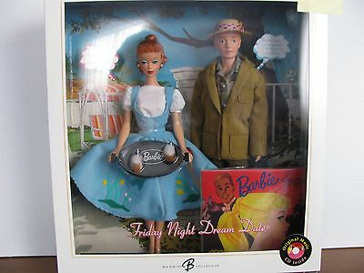 Friday Night Dream Date Reproduction Barbie and Ken, NRFB