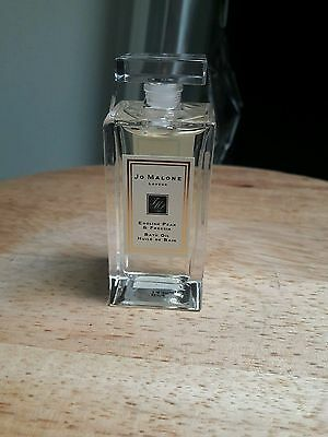 Jo Malone 30Ml Bath Oil Brand New ️english Pear Freesia