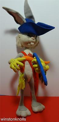 """Rare For Age  Early Tricky Patent Bugs Bunny Archer 24"""""""