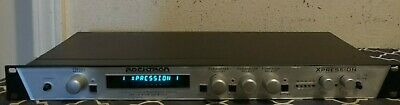 Rocktron Xpression Multi-Effects Guitar Effect Rackmount Processor.Awesome sound