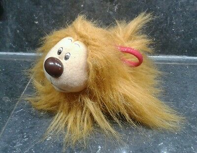 *rare*the Magic Roundabout Dougal Plush Dog Character Bag Charm Only One On Ebay