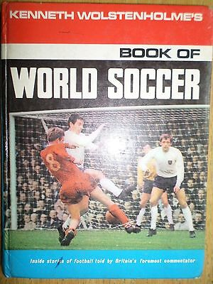 Kenneth Wolstenholme's Book of World Soccer 1969