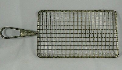 "VINTAGE ACME WIRE GRATER ""The ONLY Genuine Safety Grater"" Made in USA Kitchen"