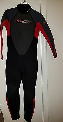 O'neill Youth Sz 14 Full Wetsuit Juniors Boys Teen Childs Style