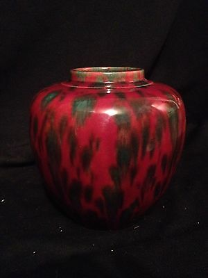 "6"" Early 20th Century Japanese Porcelain Studio Vase"