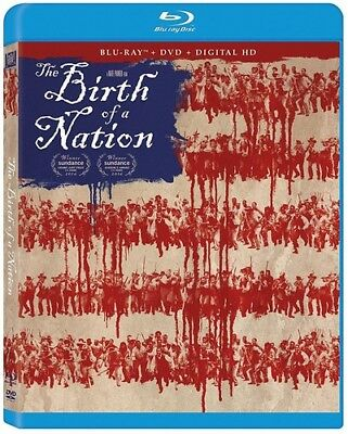 The Birth Of A Nation [New Blu-ray] With DVD, Widescreen, Ac-3/Dolby Digital,
