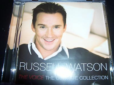 Russell Watson The Ultimate Collection Very Best Of Greatest Hits CD – Like New