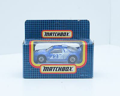 Matchbox MB-34 Ford RS 200, 1987,  in Excellent Condition, 2215