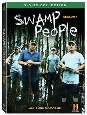 Swamp People: Season 7 [New DVD]