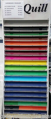 Quill Cardboard Shelf (with 24 Dividers) + Cardboards at Cost