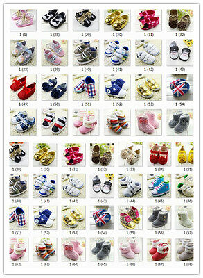 US$9.9 for 3 PCS Baby Boys Girls Shoes Newborn Baby Sneakers