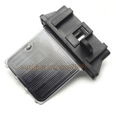Blower Motor Heater Fan Resistor 8980493940 for Isuzu D-Max Holden Colorado 08