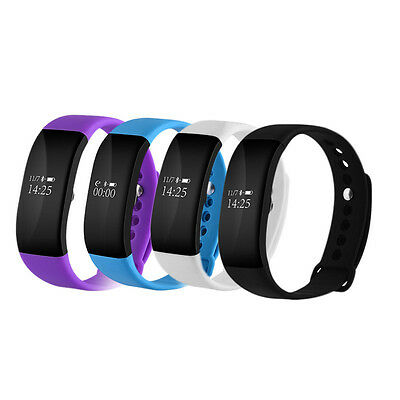 Waterproof Bluetooth Smart Watch Phone Mate Fitness Tracker For iPhone Samsung