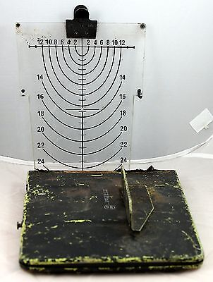 Smiths standby sight, with holder, for RAF aircraft (GB3)