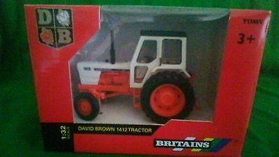 Britains David Brown 1412 Tractor 1/32