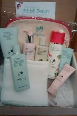 NEW Liz Earle 7 Piece The Ultimate Botanical Beauty Gift   Normal / Combination.