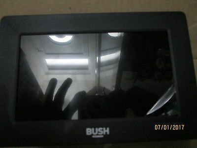 Bush  7Inch USB/SD Digital Photo Frame - Black
