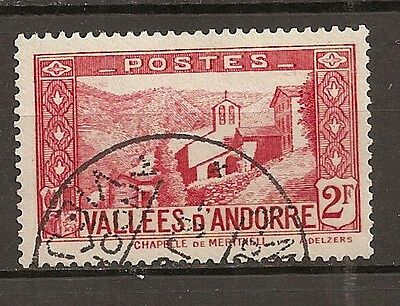 Andorre Francais/french Andorra N°81 (O) Les Paysages