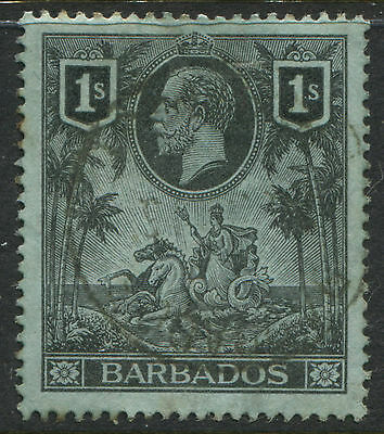 Barbados 1912 KGV 1/ CDS used