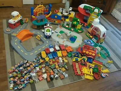 Massive fisher price little people bundle COLLECTION ONLY