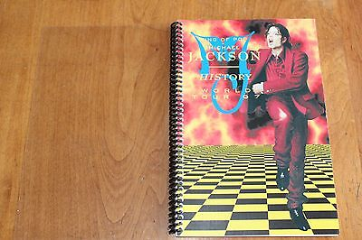 Michael Jackson / TOUR ITINERARY / History World Tour South Africa 1997