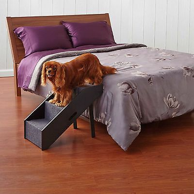 Pawslife Deluxe Portable Convertible Pet Step or Ramp Indoor Cats Dogs