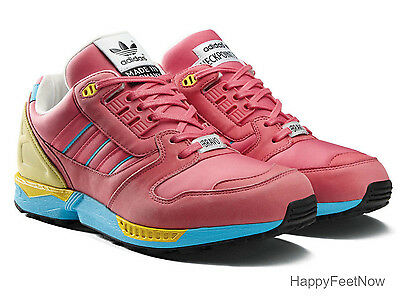 07cb5a3db Adidas Originals Zx 8000 Bravo  fall Of The Wall  Men s Shoes Size Us 11