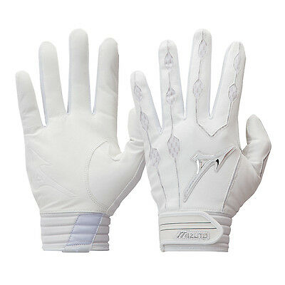 Mizuno Covert Batting Gloves - Adult