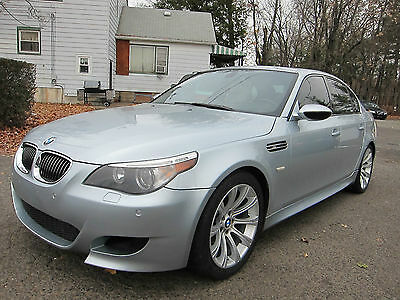 2006 Bmw M5 M Bmw M5 2006 Low Mileage Minor Water Damage Priced To Sell!
