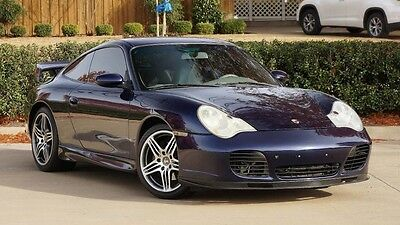 2002 Porsche 911  2002 911 TURBO-LOOK COUPE!! LOOKS/DRIVES GREAT!!  FINANCING/TRADES!!
