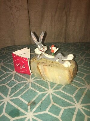 1994 Ron Lee Bugs Bunny Presents Hand Signed Figure