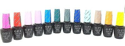 Opi GelColor Gel Polish Spring 2017 Fiji Collection Set Of 12